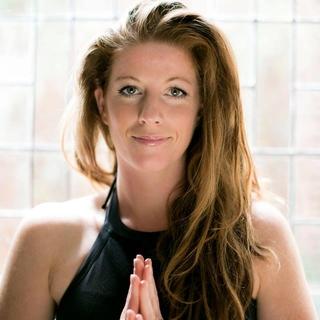 Meditation teacher: Marike Jo Knight