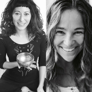 Meditation teacher: Ally Bogard & Jessica Caplan