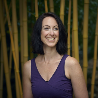 Meditation teacher: Karen Stanberry