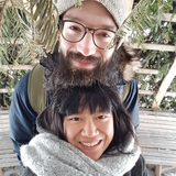 Meditation teacher: David Quiring and Adrienne Shum