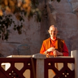 Meditation teacher: Swami Madhuram