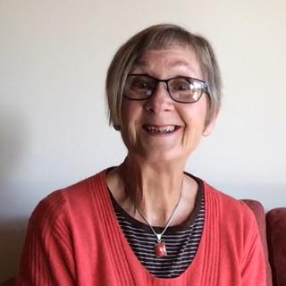 Meditation teacher: Estelle Godsman