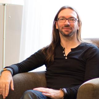 Meditation teacher: Danny Ford