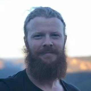 Meditation teacher: Steve James