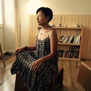 Meditation teacher: Kate Francis