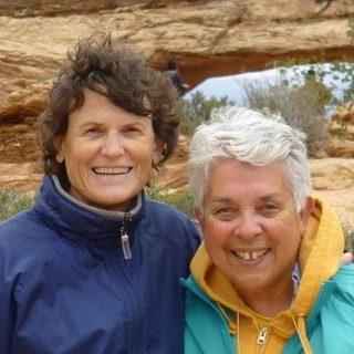 Meditation teacher: Patricia Cockerill and Jo Mooy