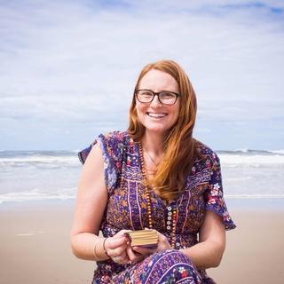 Meditation teacher: Kate Darnell