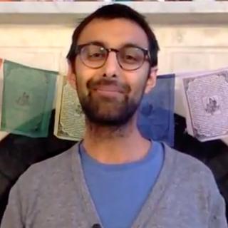 Meditation teacher: Ravi Mishra
