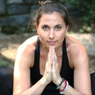 Meditation teacher: Lindsey Pearson