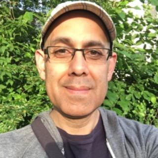 Meditation teacher: Ali Khan