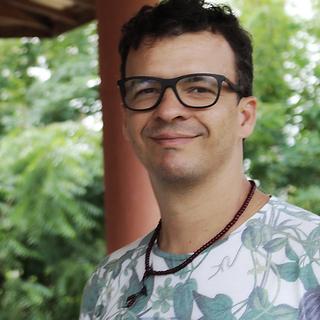 Meditation teacher: André Britto