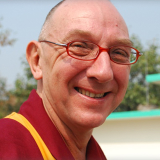 Meditation teacher: Venerable Lobsang Namgyel