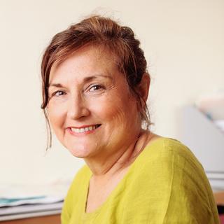 Meditation teacher: Lea McKnoulty