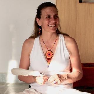 Meditation teacher: Sequoia