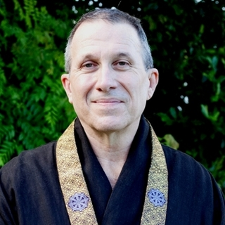 Meditation teacher: Sensei Morris