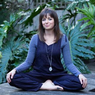 Meditation teacher: Dee Ogden