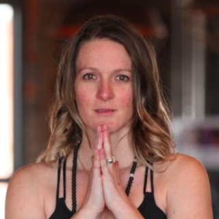 Meditation teacher: Dani March