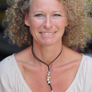 Meditation teacher: Karin Wolf