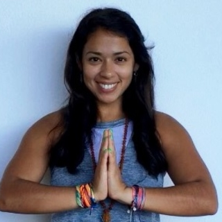 Meditation teacher: Natalie Perez
