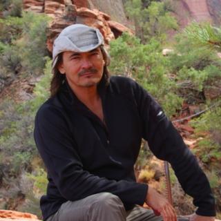 Meditation teacher: George Stephen Renfrey