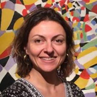 Meditation teacher: Lebriz Dedeoglu