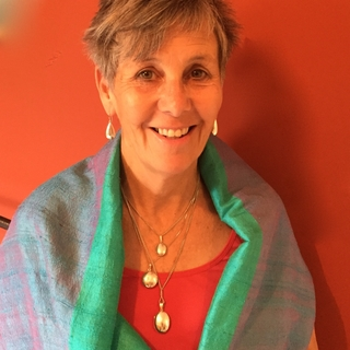 Meditation teacher: Jo Ablett