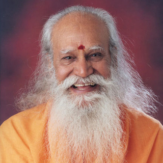 Meditation teacher: Swami Satchidananda