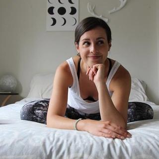 Meditation teacher: Brittany Turner