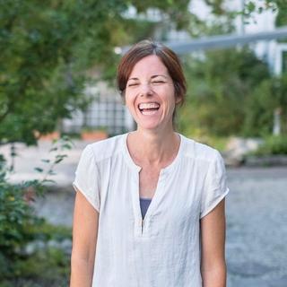 Meditation teacher: Sabine Kunst